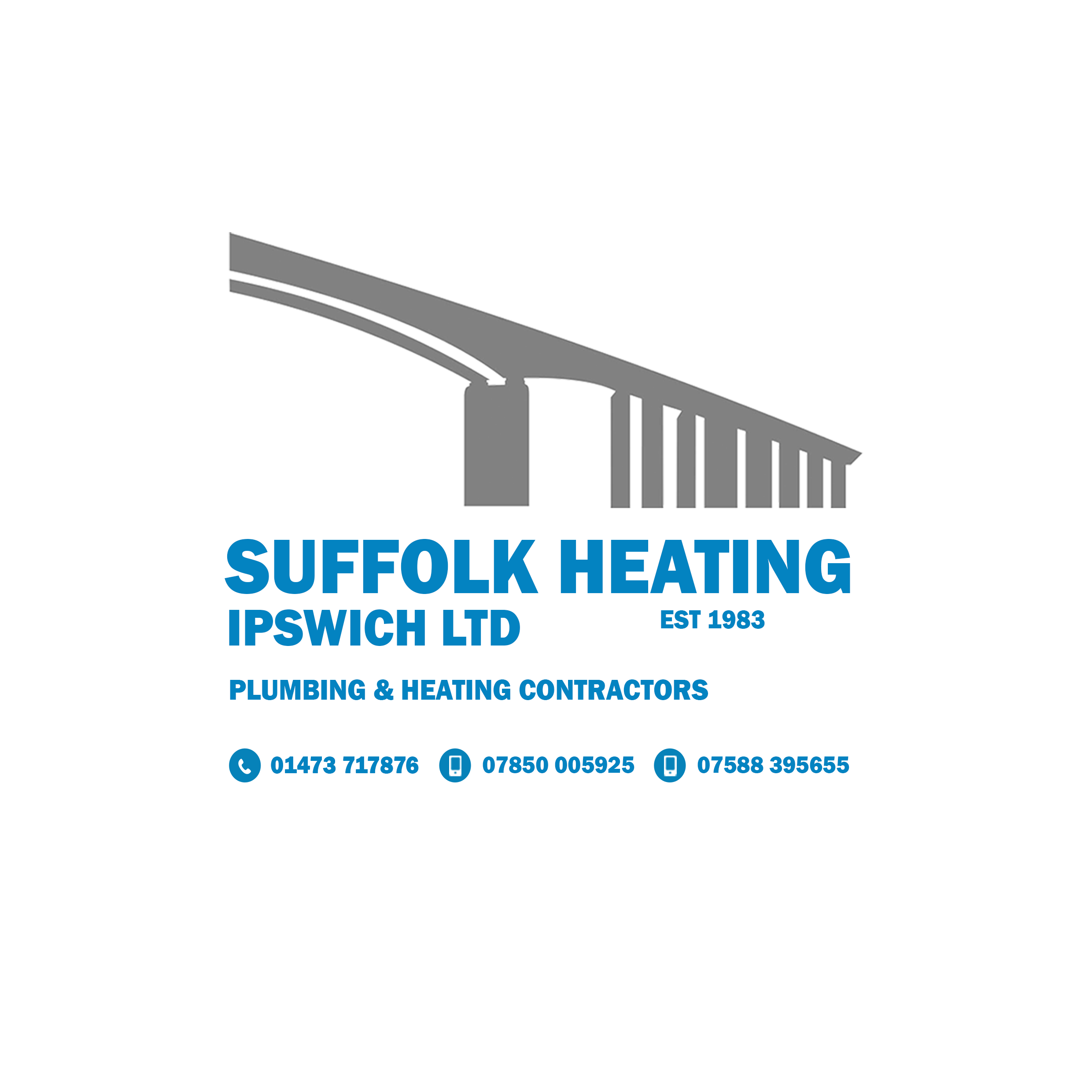 Suffolk Heating Plumbers in Ipswich