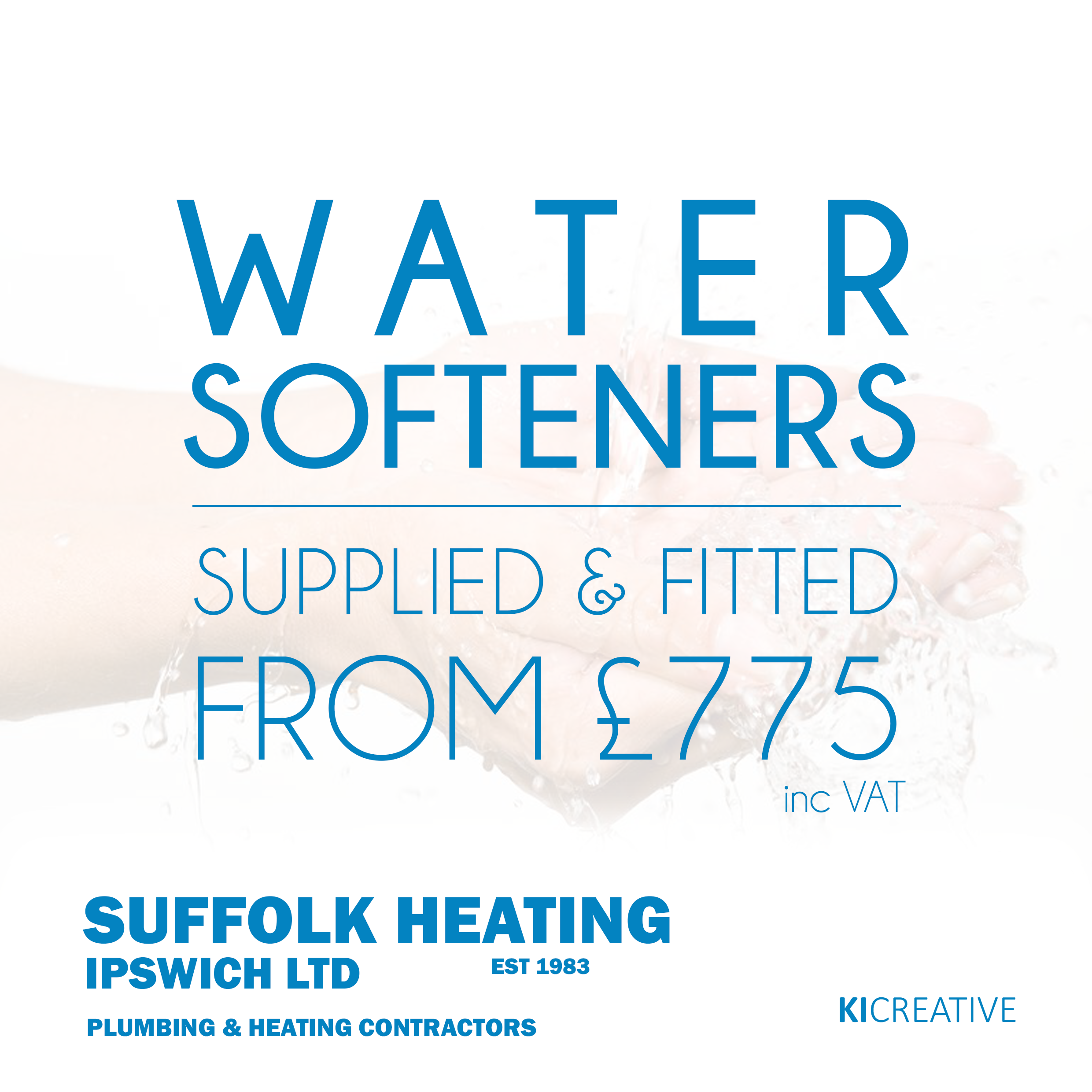 Water Softeners Offer Plumbers Ipswich