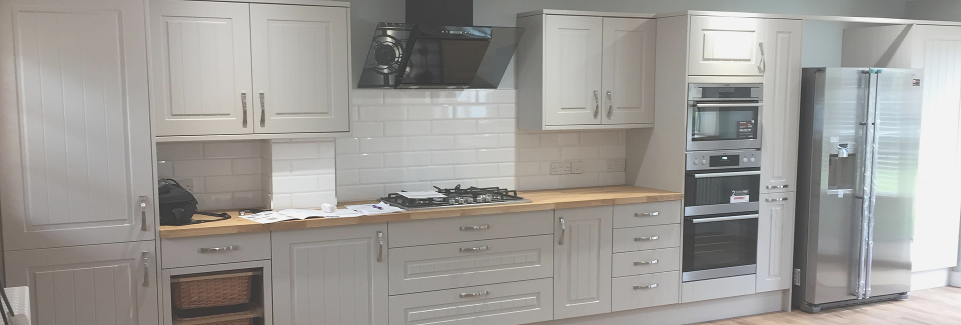 Kitchen Fitter and Plumbing Ipswich